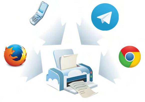 نرم افزار ذخیره پیام های تلگرام