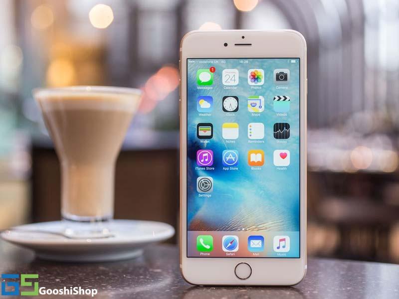 معرفی اپل آیفون 6 اس پلاس